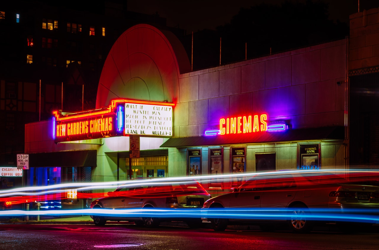 How Does Online Booking For Movies Work