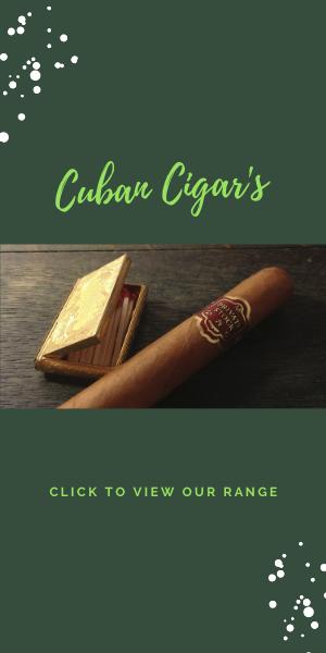 Cuban Cigars Online Perth